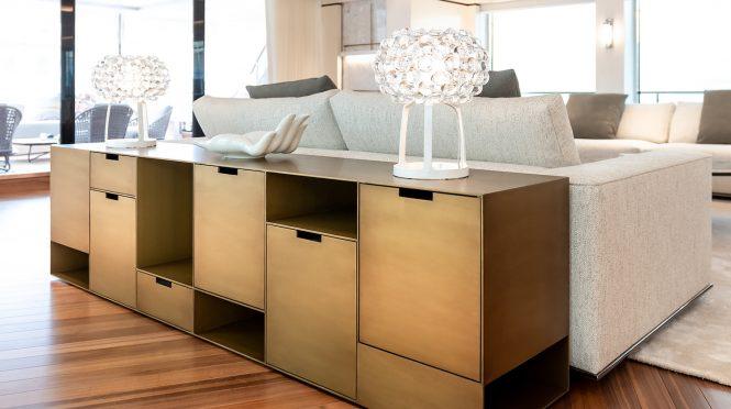 salon furniture detail © Credits Kerem Sanliman