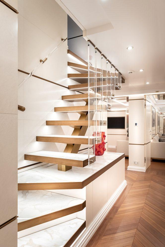 stairs - interior © Credits Kerem Sanliman