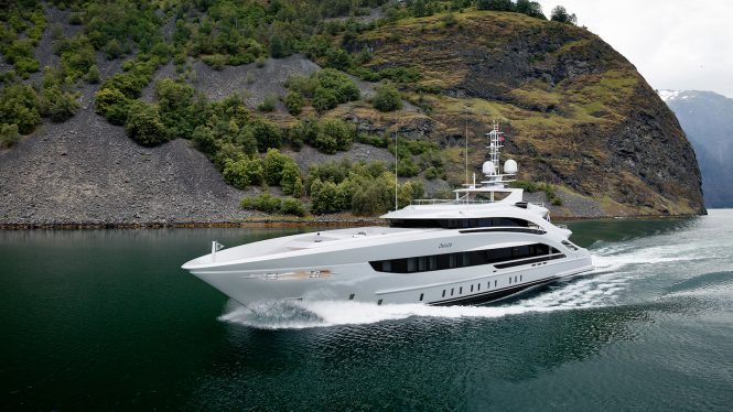 Heesen motor yacht Project OSLO24