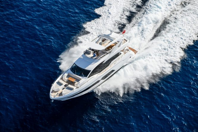Luxury yacht MIKEL ANGELO