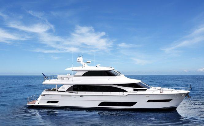 Motor yacht VALIANT