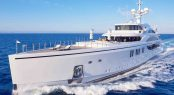Catch the last summer availability of luxury charter yacht 11.11 available in the Mediterranean